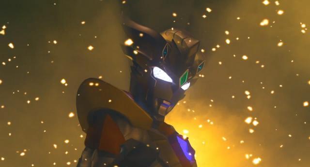 超人力霸王Z(傑特) 全集第15話【戰士的使命】 線上看