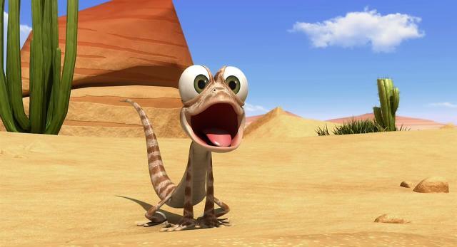 小蜥蜴奧斯卡第1集:禍不單行 線上看
