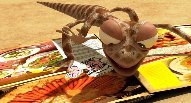 小蜥蜴奧斯卡第2集:地獄學校 線上看