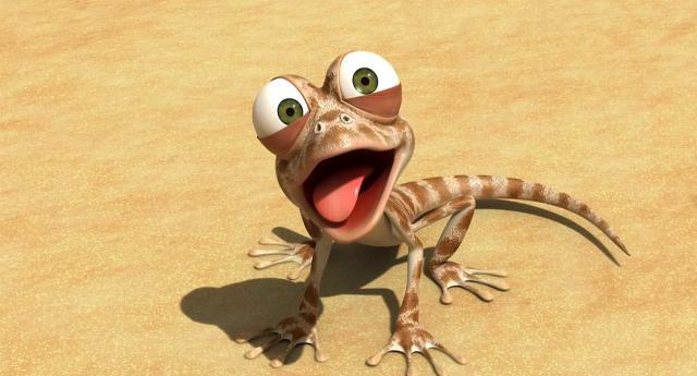 小蜥蜴奧斯卡第4集:洋娃娃 線上看