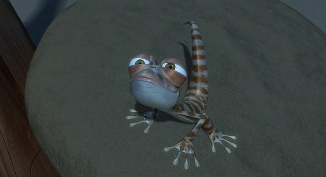 小蜥蜴奧斯卡第8集:月球漫步 線上看