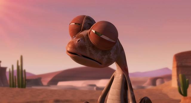 小蜥蜴奧斯卡第11集:甜蜜的家 線上看