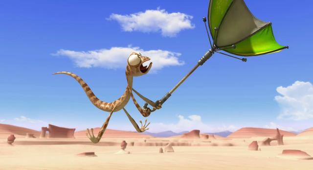 小蜥蜴奧斯卡第13集:頂尖交鋒 線上看