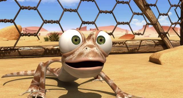 小蜥蜴奧斯卡第17集:陽傘天線 線上看
