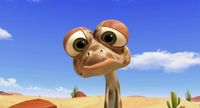 小蜥蜴奧斯卡第20集:奧斯卡之子 線上看