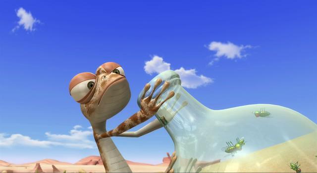 小蜥蜴奧斯卡第23集:自由翱翔 線上看