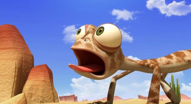 小蜥蜴奧斯卡第29集:公雞王牌 線上看