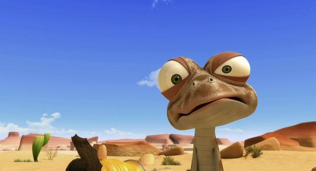 小蜥蜴奧斯卡第32集:母性精神 線上看