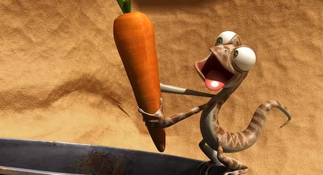 小蜥蜴奧斯卡第33集:野性玉米 線上看