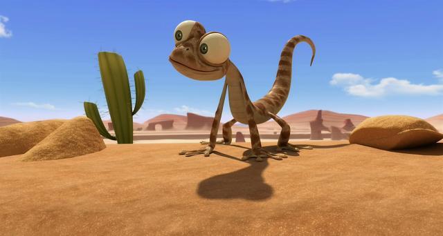 小蜥蜴奧斯卡第36集:第七天堂 線上看