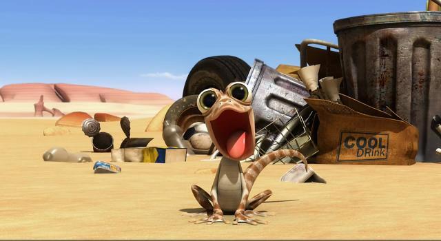 小蜥蜴奧斯卡第38集:成功的滋味 線上看