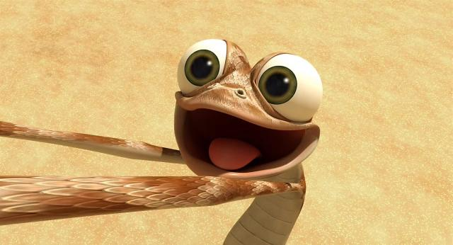小蜥蜴奧斯卡第41集:蛋從天降 線上看