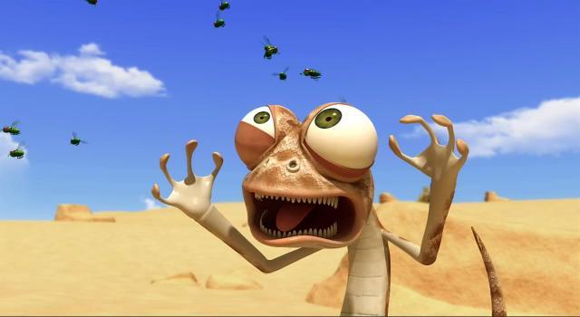 小蜥蜴奧斯卡第43集:三明治騙局 線上看