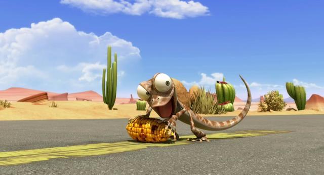 小蜥蜴奧斯卡第50集:我的保鑣 線上看