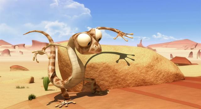小蜥蜴奧斯卡第58集:疲於奔命 線上看