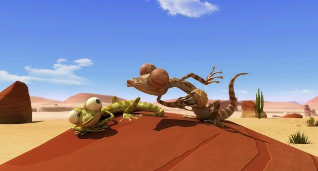 小蜥蜴奧斯卡第64集:鱷魚媽媽 線上看