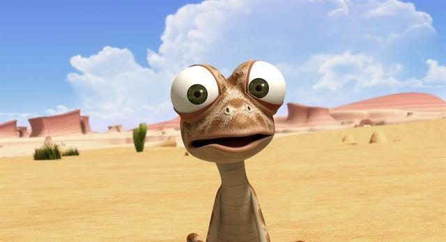 小蜥蜴奧斯卡第67集:甜心 線上看