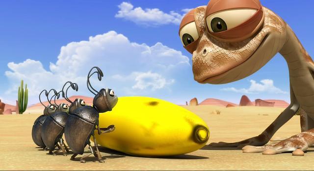 小蜥蜴奧斯卡第70集:小傢伙復仇記 線上看
