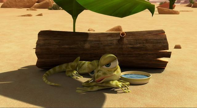 小蜥蜴奧斯卡第76集:狩獵嗆紅辣椒 線上看