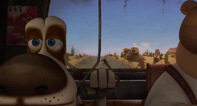 小蜥蜴奧斯卡第77集:玉米爭奪戰 線上看