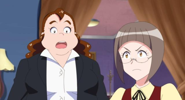 巴啦啦小魔仙 第五季 飛躍彩靈堡第8集:失憶魔法豆 線上看