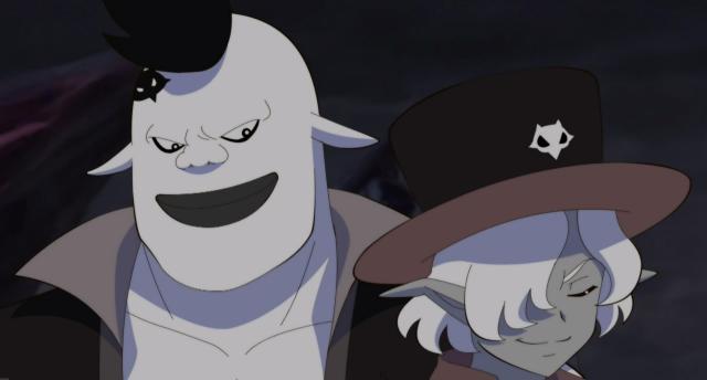 巴啦啦小魔仙 第五季 飛躍彩靈堡第11集:闖入黑咒島 線上看