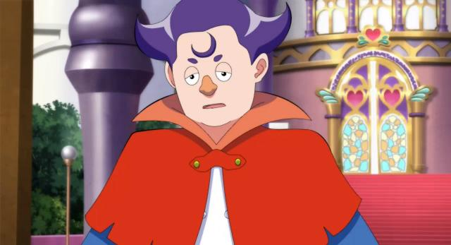 巴啦啦小魔仙 第五季 飛躍彩靈堡第25集:相認 線上看