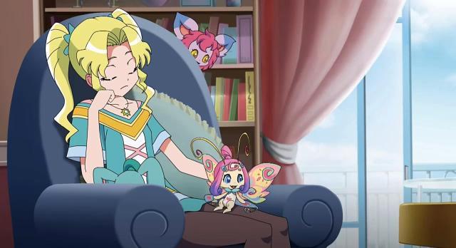 巴啦啦小魔仙 第五季 飛躍彩靈堡第34集:爆米的嫉妒 線上看