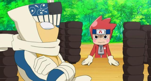 忍者寶盒烏龍麵英雄KISHI麵! 線上看
