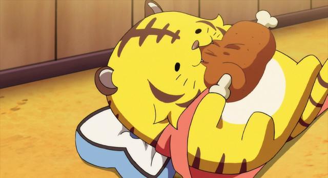 忍者寶盒超強的可愛睡睡哥! 線上看