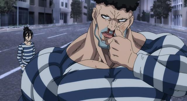 一拳超人(國語版) 第一季#08 深海之王 線上看