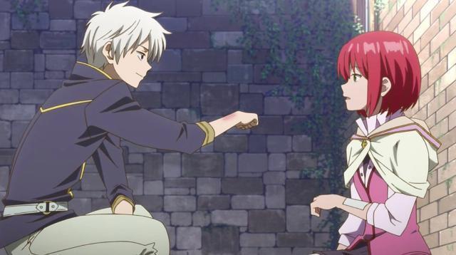 赤髮白雪姬OVA【這一頁,可算不上是什麼的寶物】 線上看