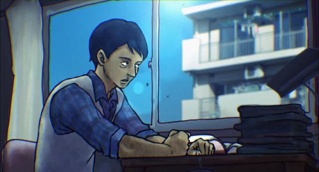 闇芝居 第二季第4集【壁女】 線上看