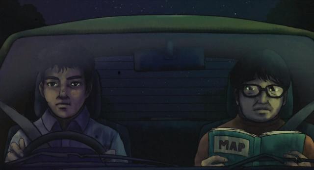 闇芝居 第三季第2集【隧道】 線上看