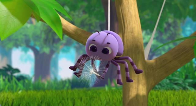 萌雞小隊 第一季小蜘蛛的新家在哪呢? 線上看
