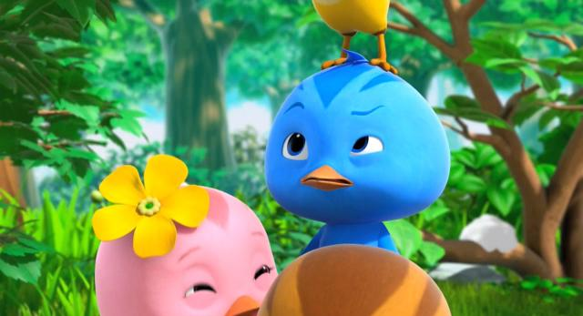 萌雞小隊 第一季愛打嗝的吹泡蟲 線上看