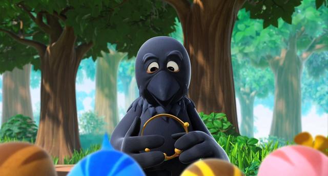 萌雞小隊 第一季尋找烏鴉爺爺的寶貝 線上看