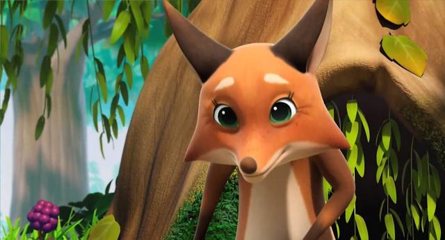 萌雞小隊 第一季實現願望的狐狸奶奶 線上看