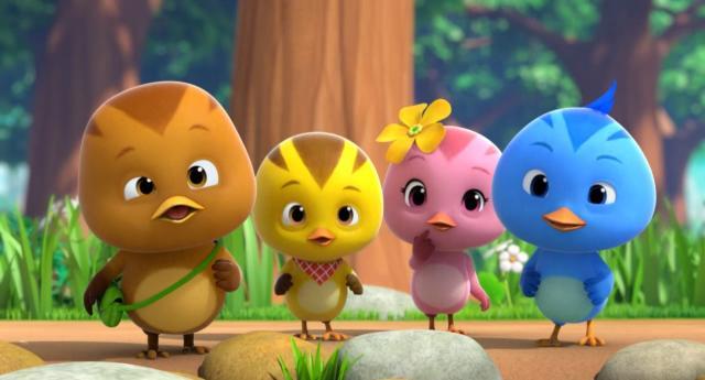 萌雞小隊 第二季第8集【調皮的小樹蛙】 線上看
