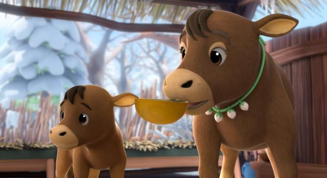 萌雞小隊 第二季第31集【害羞的小牛寶寶】 線上看