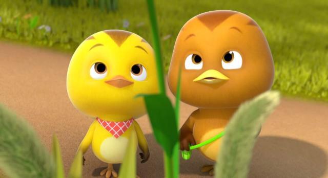 萌雞小隊 第二季第41集【和小蜻蜓做朋友】 線上看