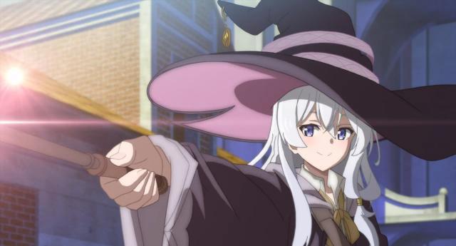 魔女之旅第2話【魔法師之國】 線上看