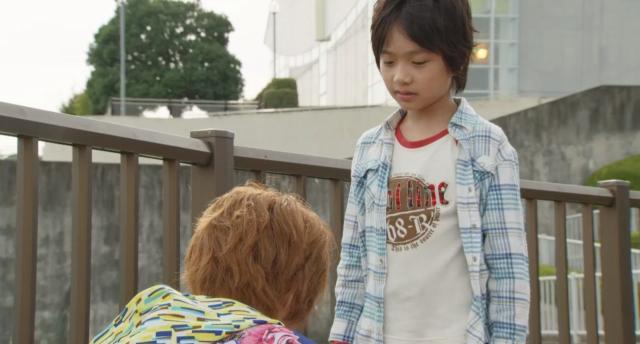 假面騎士GHOST第5集【衝擊!神秘假面騎士!】 線上看