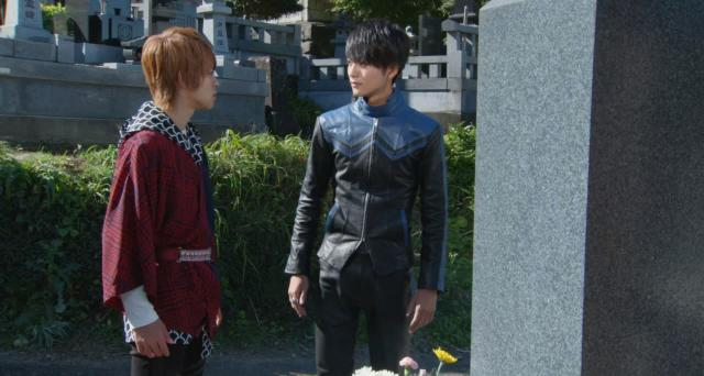 假面騎士GHOST第13集【豪邁!自由之男!】 線上看