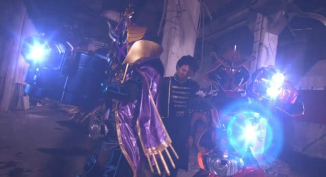 假面騎士GHOST第28集【爆現!深淵之力!】 線上看