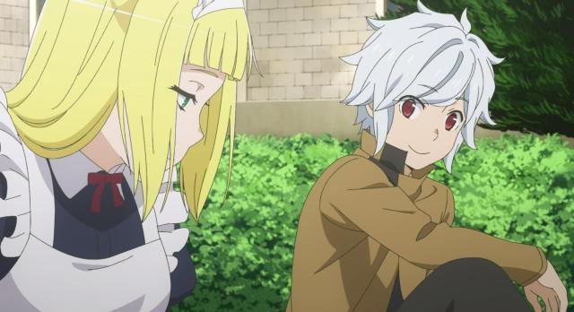 在地下城尋求邂逅是否搞錯了什麼 第三季第1話【龍之少女】 線上看
