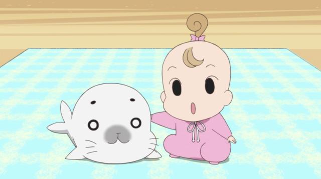 少年阿貝GO!GO!小芝麻 第四季 全集第111話【小芝麻和琉璃子】 線上看