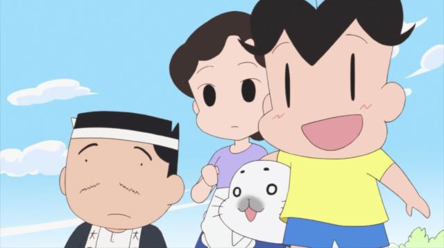 少年阿貝GO!GO!小芝麻 第四季 全集第119話【小芝麻的聖誕節 前篇】 線上看