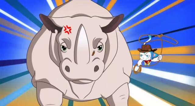 GO ! GO ! 原子小金剛第27集【超級致命】 線上看