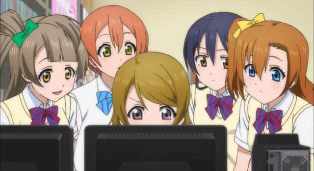 Love Live! 第一季第7話【Elichika】 線上看